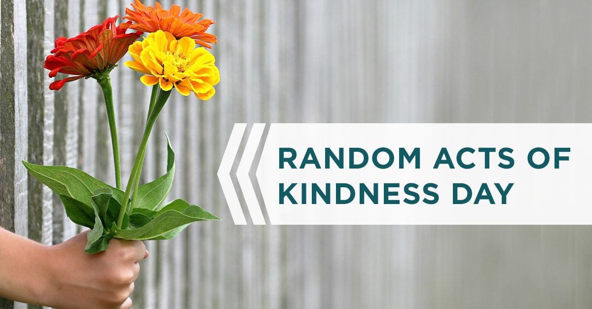 Random Kindness Offer Graphic